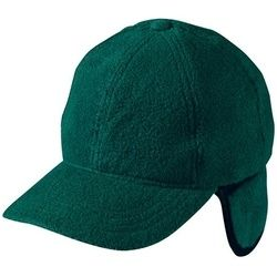 Men's winter cap GREEN